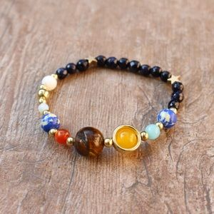 Jewelry - NEW Solar System Bracelet Cute!